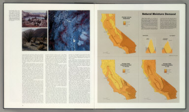 Chapter 2. The Natural Endowment (continued). Natural Moisture Demand.