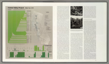 Central Valley Project. Water Year 1975. Chapter 6. The Great Valley Systems (continued).