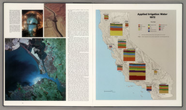 Chapter 6. The Great Valley Systems (continued). Applied Irrigation Water 1972.