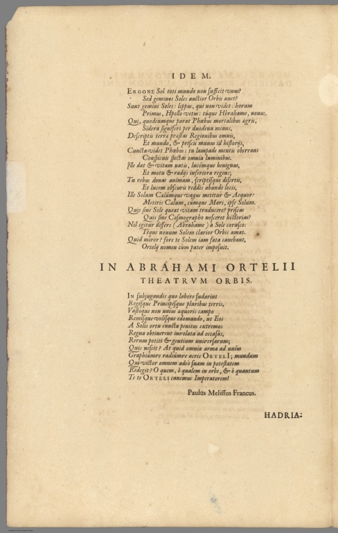 Text: Adolphi Merkerchi (and poems). (cont'd)