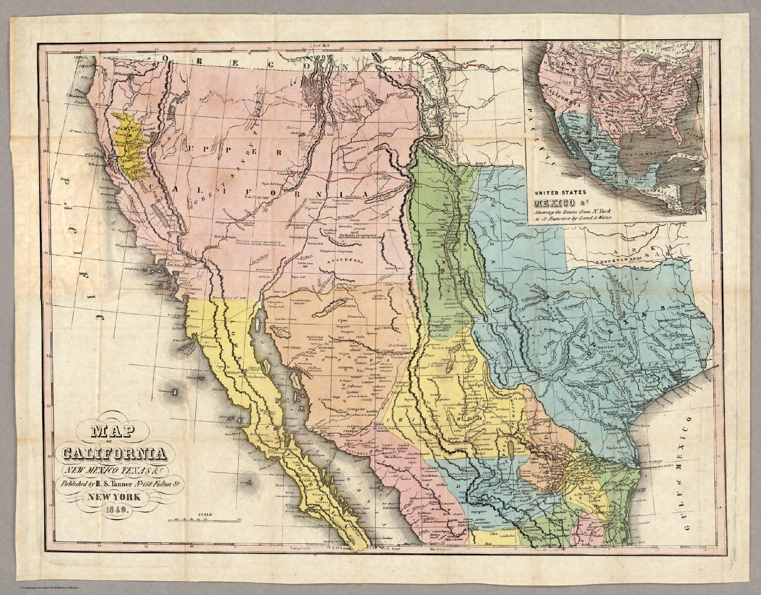 California Gold Rush Map Related Keywords Amp Suggestions