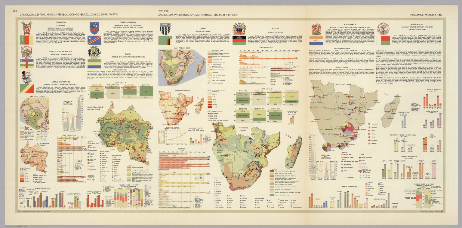 World Atlas Africa