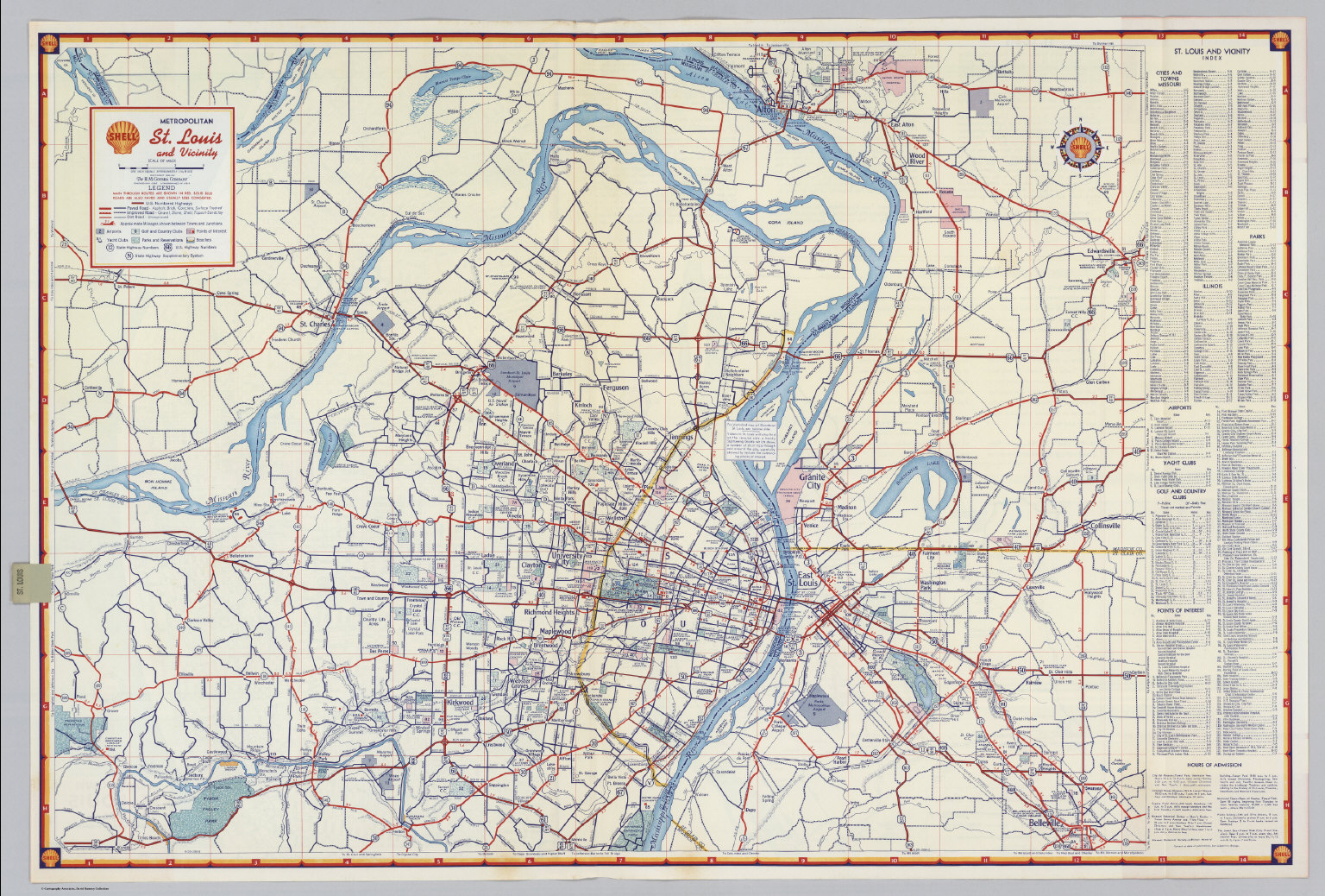 St Louis Map Pictures to Pin on Pinterest PinsDaddy