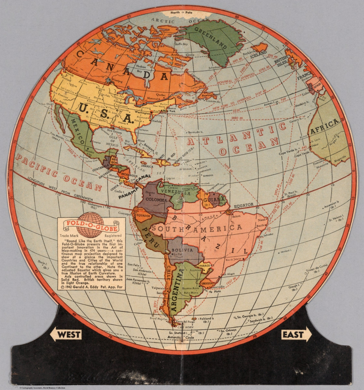FoldOGlobe Trade Mark Registered Round Like the Earth – Globe Maps of the Earth