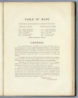Index: Geological, topographical atlas, 40th Parallel.