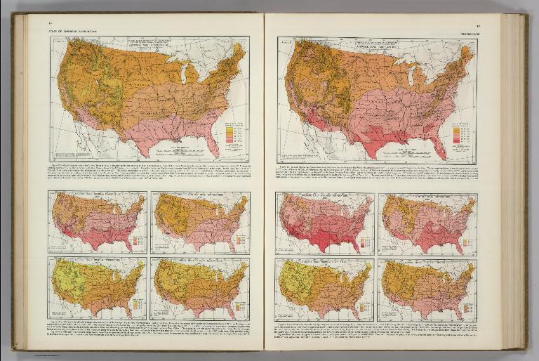 Monthly Temperature Maps: May. June. Atlas of American Agriculture.