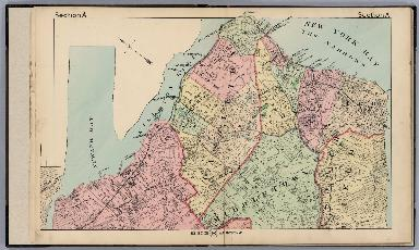 Section A (northern Staten Island, New York).