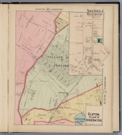 Section J. Clifton, Village of Edgewater. (Staten Island, New York).