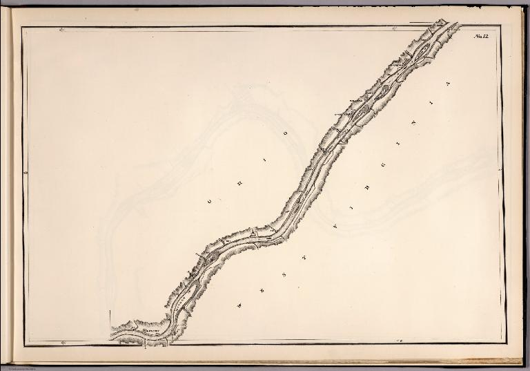 No. 12: Map Of The Ohio River