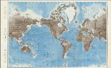 Composite: The World (Sheets 1 - 12)