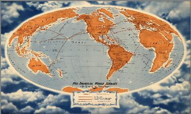 Pan American world airways : The system of the flying clippers