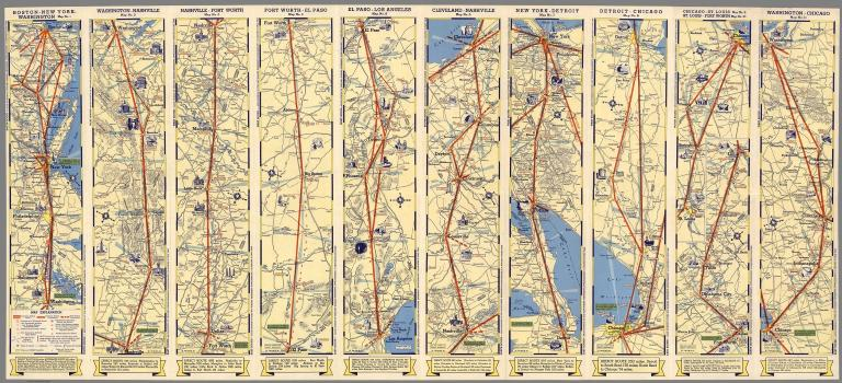 Route map No. 1-13