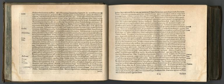 Text Page: (Continues) Scotiae II tabula