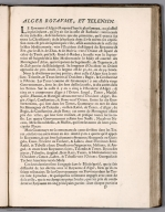 Text Page: Alger Royaume, et Telensin