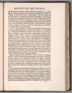 Text Page: Royaume de Tunis