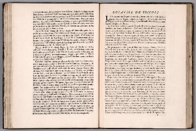 Text Page: (Continues) Royaume de Tunis
