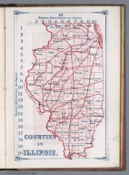 Counties in Illinois