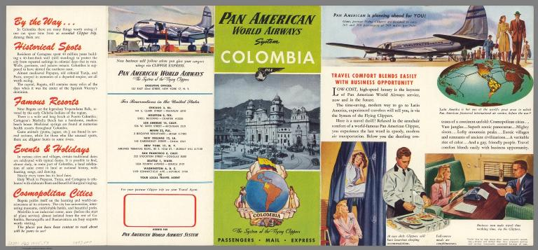 Text Page: Colombia