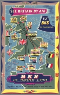 See Britain by air : Fly BKS Air Transport Limited