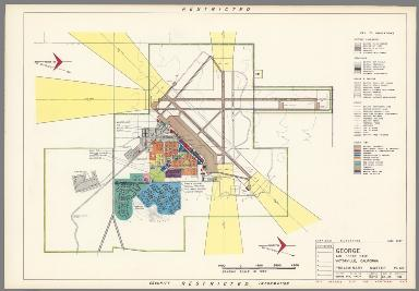 George Air Force Base : Victorville, California : Preliminary master plan
