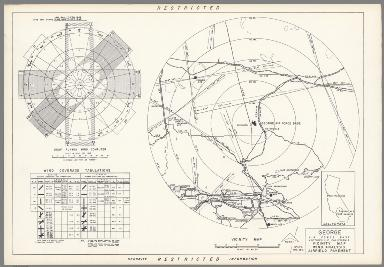 George Air Force Base : Victorville, California : Vicinity map