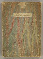 Cover: Narraganset Bay topographical chart.