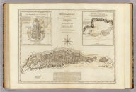 The Virgin Islands from English and Danish surveys, by Thomas Jefferys, Geographer to the King. London, printed for Robt. Sayer, Map & Printseller, no. 53 in Fleet Street, as the Act directs 20th Feby. 1775.