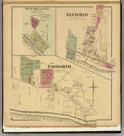 Emsworth, Allegheny Co., Pa. (with) West Bellevue, Glenfield.