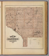 Map of Anoka County, Minn.