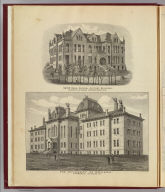 The University of Kansas, Lawrence, and Snow Hall.