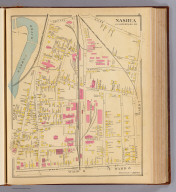 Browse All Images of Nashua NH David Rumsey Historical Map