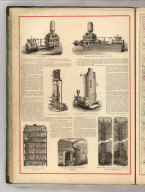 Steam Pumps. Manufactured by the Knowles Steam Pump Works, Warehouses, 92 & 94 Liberty Street, N.Y. ....