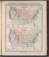 Botanical and Zoological Maps of the United States.