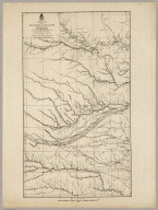 Sheet No. 1. Campaign Map of the Department Of The Platte