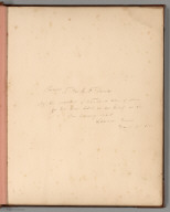 Text Page: Dedication note to A.F. Scruton, March 20, 1866