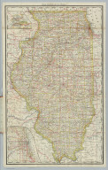 Indexed Map of Illinois