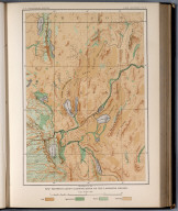 Plate VI: Map showing land classification of Lahontan Region