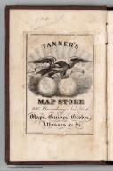 Advertisement: Tanner's Map Store