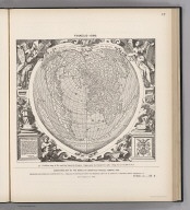 Facsimile: World by Finaeus.