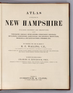 Title Page: State Of New Hampshire.