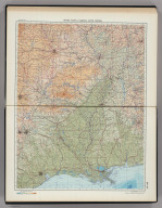 206-207. United States of America, South Central. The World Atlas.