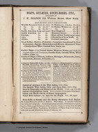 Catalog: Hand Book to Kansas Territory And The Rocky Mountains' Gold Region