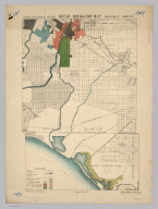 Downey. Detail Irrigation Map.