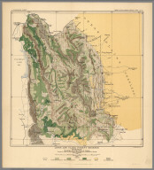 Plate III. Lewis and Clark Forest Reserve, Montana, Showing Classification of Lands, 1899.