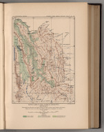 Plate VIII. Lewis and Clark Forest Reserve, Montana, by H.B. Ayers, 1899.