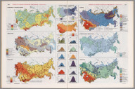 Union of Soviet Socialist Republics Thematic Maps., Man's Domain / A Thematic Atlas of the World.