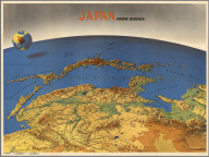 Four Approaches to Japan. From Alaska. From China-Burma. From Manchuria. From the S.W. Pacific. Newsmap. (Monday, May 8, 1944). ... Vol. III. No 3B. Prepared and Distributed by the Army Orientation Course. Special Service Division Army Service Forces, War Dept.,2E581 Pentagon Bldg., Washington D.C. U.S. Government Printing Office: 1944 - 538110.