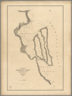 Harbours in Admiralty Inlet, Oregon Territory by the U.S.Ex.Ex. 1841., (Hydrography Chart from the The United States Exploring Expedition, 1838-1842)., Harbours in Admiralty Inlet, Washington.