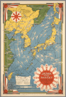 Japan, the target : a pictorial Jap-map