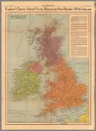 England opens aerial front, returning Nazi bombs with interest. British Isles